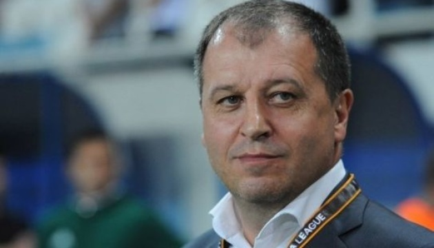 Вернидуб - головний тренер молдовського футбольного клубу «Шериф»