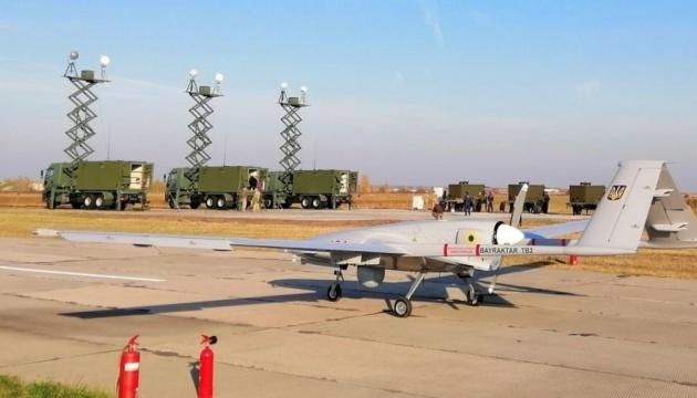 Україна та Туреччина поділяться технологіями при виробництві дронів Bayraktar