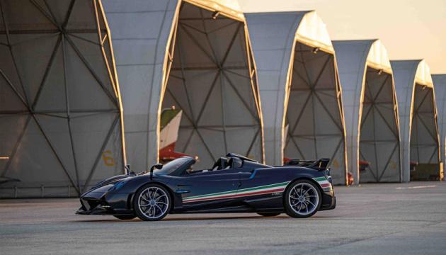 В Италии представили мощный люксовый спорткар