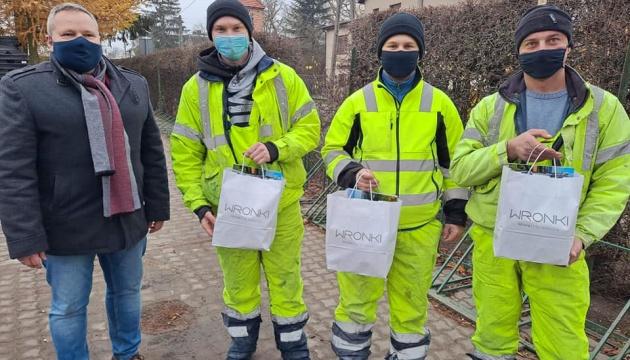 Українські будівельники в Польщі врятували дитину