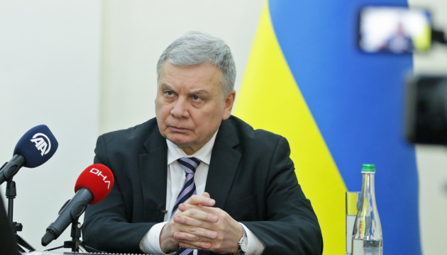 Ukraine, India to step up defense and technical cooperation – Taran