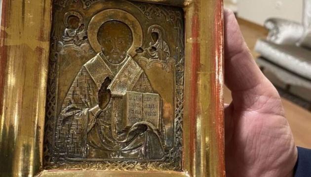 Подаровану Лаврову ікону тепер треба повернути Україні – посол у Боснії та Герцеговині
