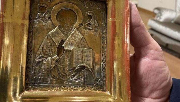 Украинскую икону, подаренную Лаврову, вернули в Боснию и Герцеговину