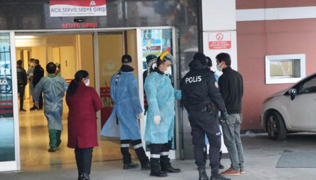 Вибух у лікарні Туреччини: кількість жертв зросла