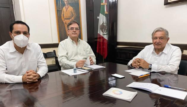 Байден провів перемовини з президентом Мексики