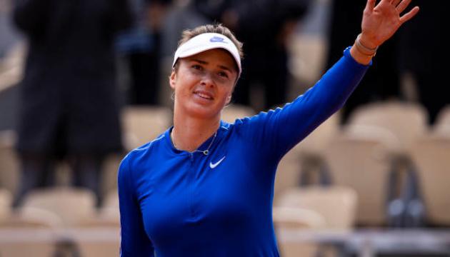 Світоліна попередньо заявилася на турніри в Абу-Дабі, Мельбурні та на Australian Open