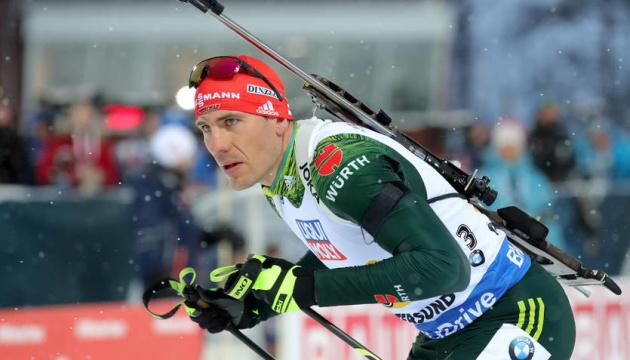 Кубок світу з біатлону: Пайффер виграв масстарт в Гохфільцені, Підручний - 24-й