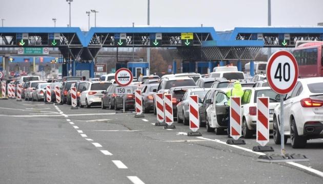 На хорватсько-словенському кордоні утворилися кілометрові затори