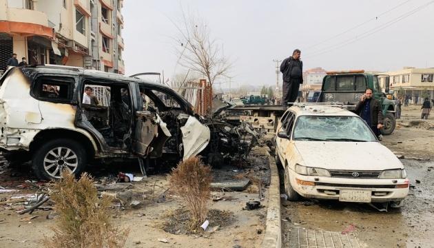 У Кабулі терористи намагалися вбити депутата, загинули дев'ятеро людей