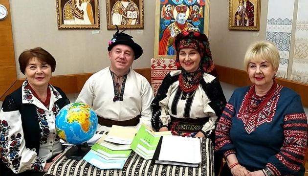 Міжнародна культурно-мистецька акція до Свята Миколая об'єднала українців з 4 континентів