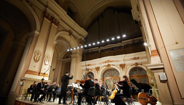У Львові скульптурам Пінзеля присвятили музичну композицію