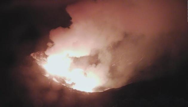 На Гаваях землетруси «розбудили» вулкан Кілауеа