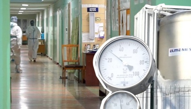 У Херсоні збудували два великих сховища для медичного кисню