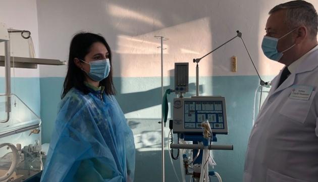 На Вінниччині за сприяння нардепа Борзової чотири рай лікарні закупили медобладнання на 10 млн гривень
