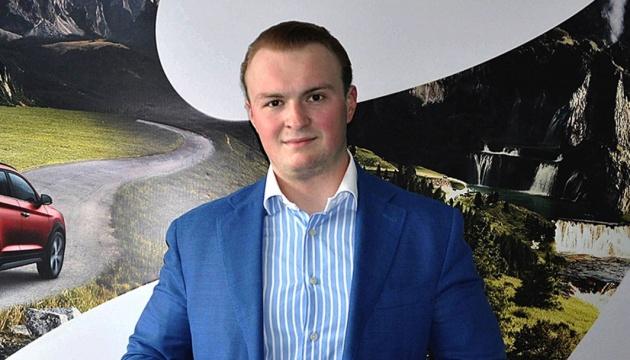 Сину Гладковського повідомили про підозру