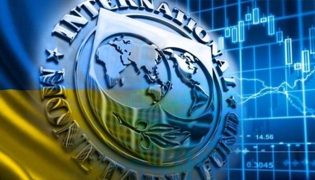 IMF mission starts its work in Ukraine
