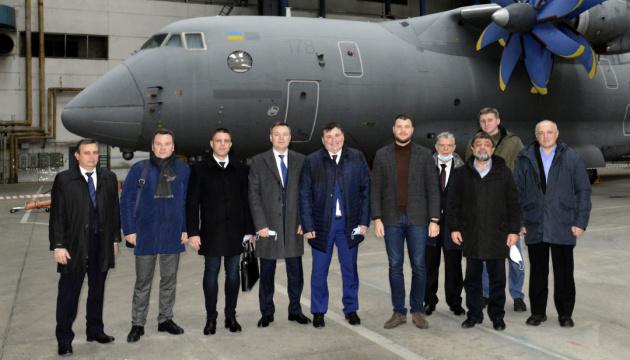 Контракт на три самолета Ан-178 будет подписан до конца года - Укроборонпром