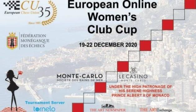 Жіночий шаховий клуб Києва бореться за призи чемпіонату континенту