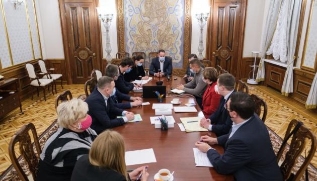 Зеленський створив Раду з питань ФОПів в Офісі Президента