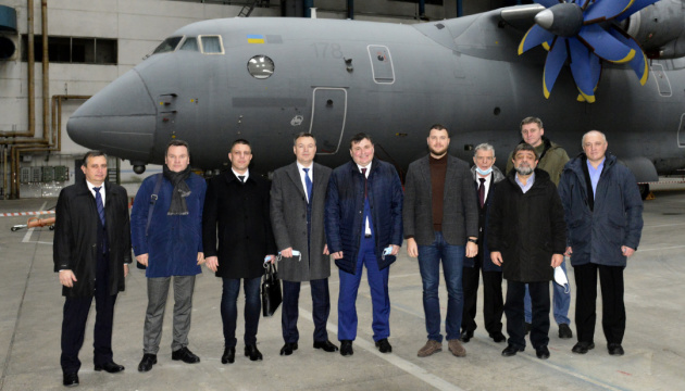 Ukroboronprom: Contract for three An-178 aircraft will be signed by year-end
