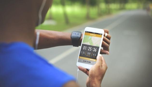Фітнес-додатки підвищують активність людини