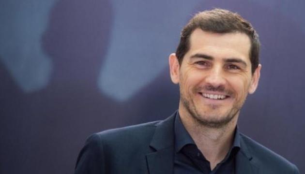 Касільяс став асистентом гендиректора фонду мадридського «Реала»