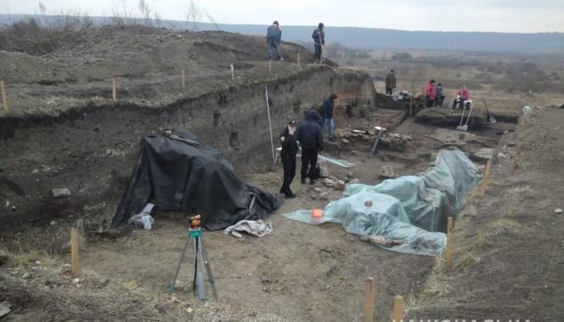 Знищення городища під Львовом: поліція шукає «чорних копачів»