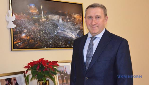 Ambassador Deshchytsia: Lublin Triangle gives Ukraine new opportunities