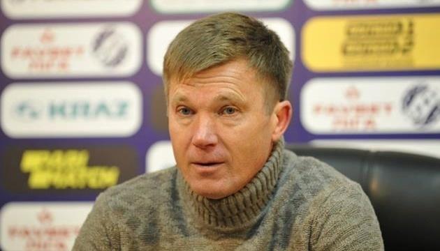 Юрій Максимов: Сподіваємося на Цітаїшвілі, він перспективний футболіст