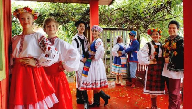 У Бразилії відбувся XXVII Національний фестиваль українського танцю