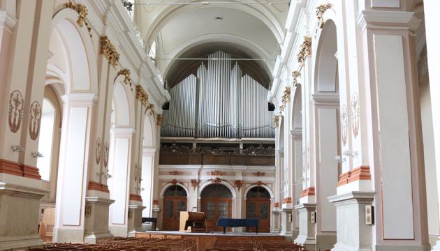 Львівський органний зал переформатувався під час пандемії