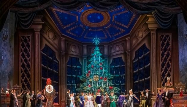 Одеська опера показала прем'єру «Лускунчика»