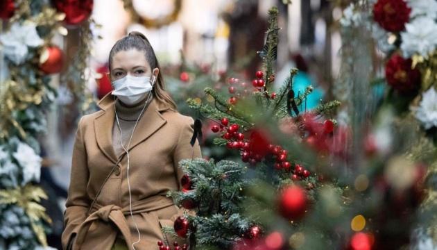 Європа-2020: Різдво в обіймах карантину