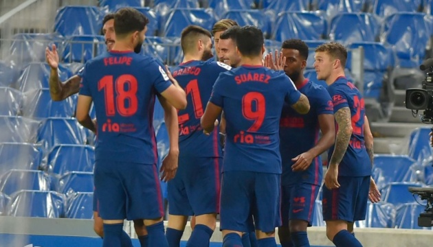 «Атлетіко» переміг і зміцнив лідерство в Ла Лізі