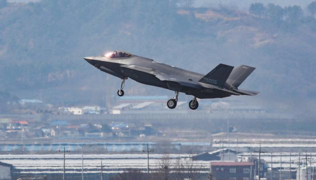 Південна Корея підняла винищувачі назустріч 19 російським і китайським літакам