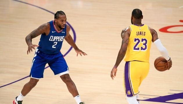 Стартував новий сезон НБА: «Лейкерс» програв дербі Лос-Анджелеса