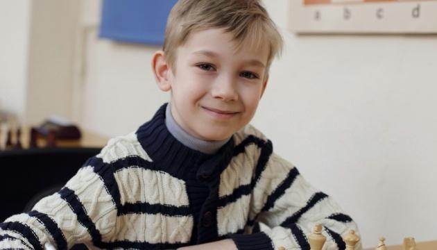 11-річний український шахіст виграв «срібло» першості світу з рапіду