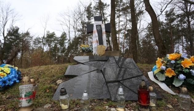 Польша должна восстановить в первоначальном виде мемориал на могиле УПА на Монастыре - Дещица