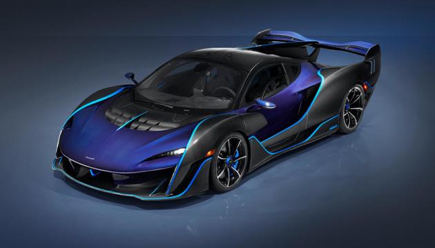 McLaren представив новий гіперкар - всього 15 екземплярів