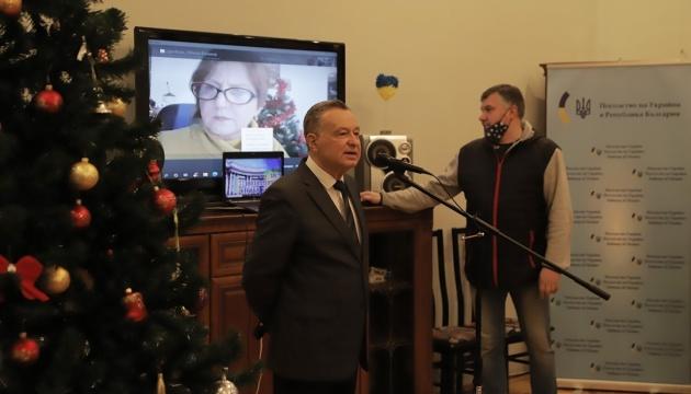 Голові Спілки українських організацій в Болгарії «Мати-Україна» вручили державну нагороду