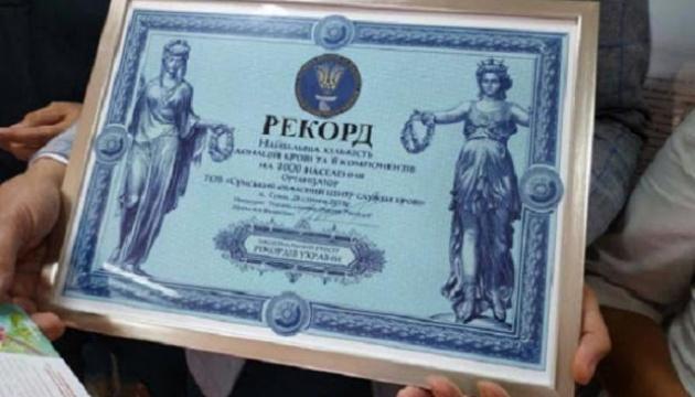 14 досягнень, які 2020 року ввійшли до Книги рекордів України, частина 1