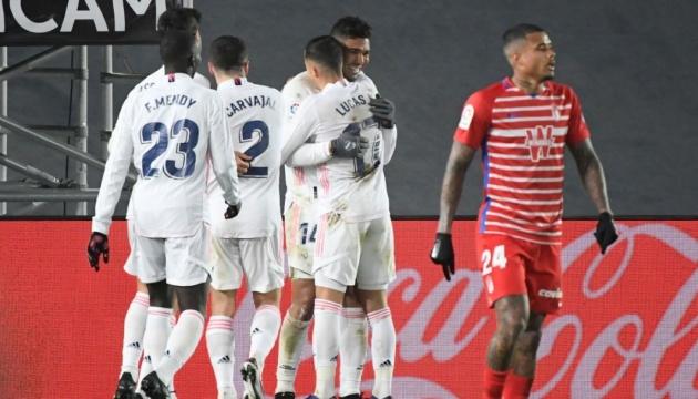 Ла Ліга: «Реал» обіграв «Гранаду» і наздогнав лідера