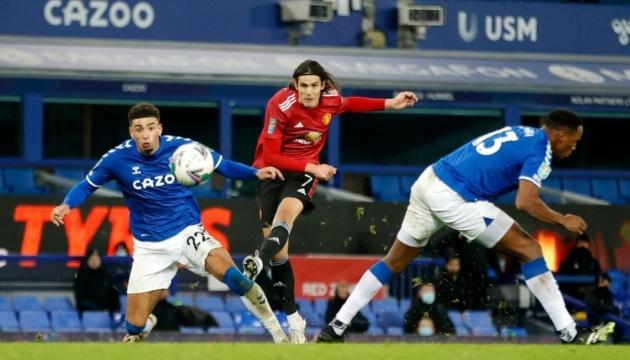 «Манчестер Юнайтед» вышел в полуфинал Кубка английской лиги