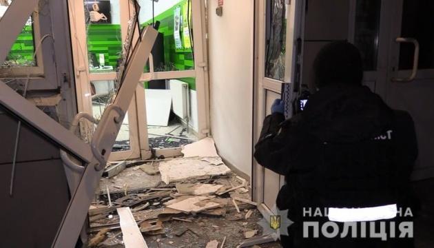 У Києві на Троєщині підірвали банкомат