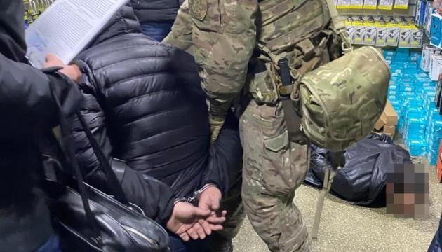 На Запоріжжі блокували злочинне угруповання, до якого входили чиновники