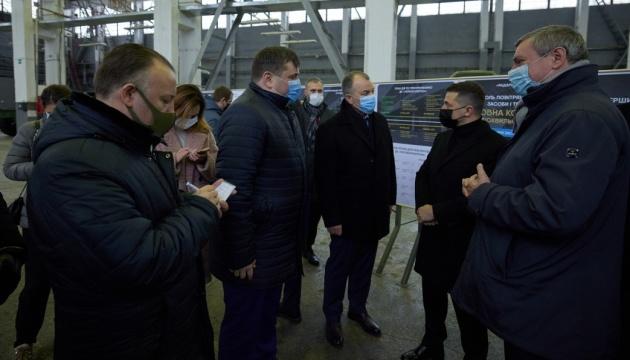 Держава збільшить замовлення для Укроборонпрому на 2021 рік - Зеленський