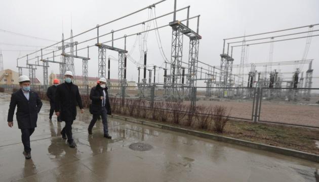 Нова лінія електропередачі розширить експорт електроенергії до ЄС - Шмигаль