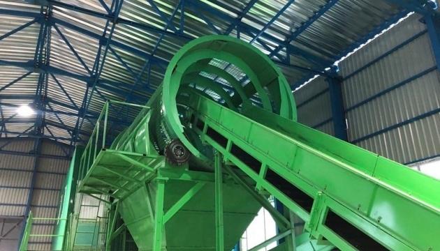 Барська громада перероблятиме відходи: запустили сміттєсортувальний комплекс - голова Вінницької ОДА