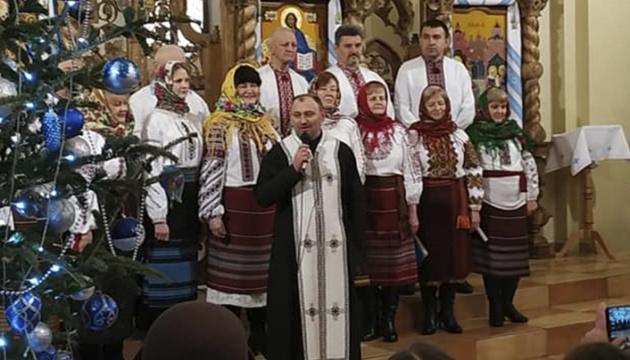 УГКЦ у Чернівцях просить провести різдвяну літургію 25 грудня - через заробітчан