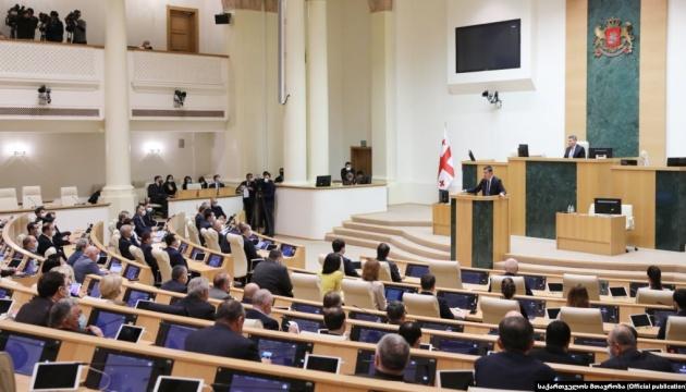 Парламент Грузії затвердив склад нового уряду